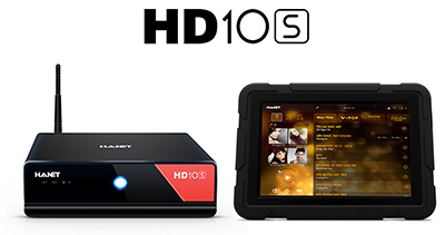 Đầu karaoke Hanet HD 10S