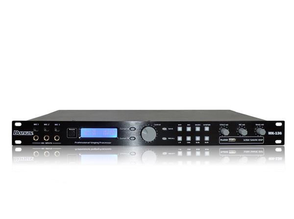 Mixer karaoke DSP Bonus MK-136