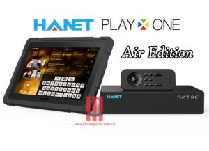 Đâù karaoke Hanet PlayX One Air Edition