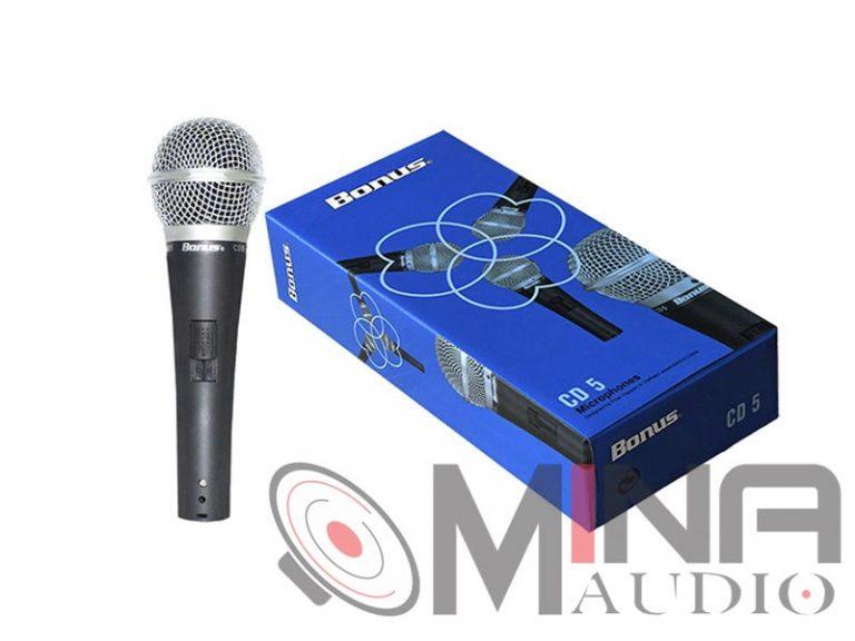 Micro Bonus CD5