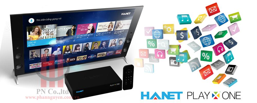 Đầu karaoke Hanet PlayX One thông minh giá rẻ