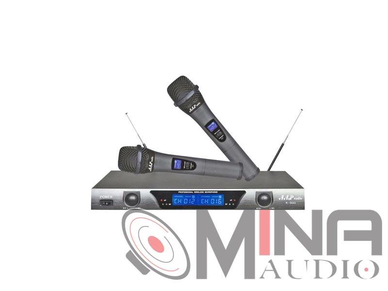 Micro karaoke AAP K-600