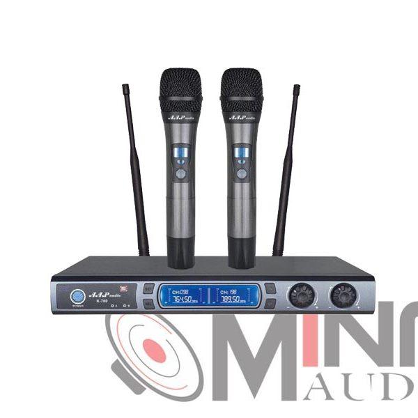 Micro karaoke AAP K-700