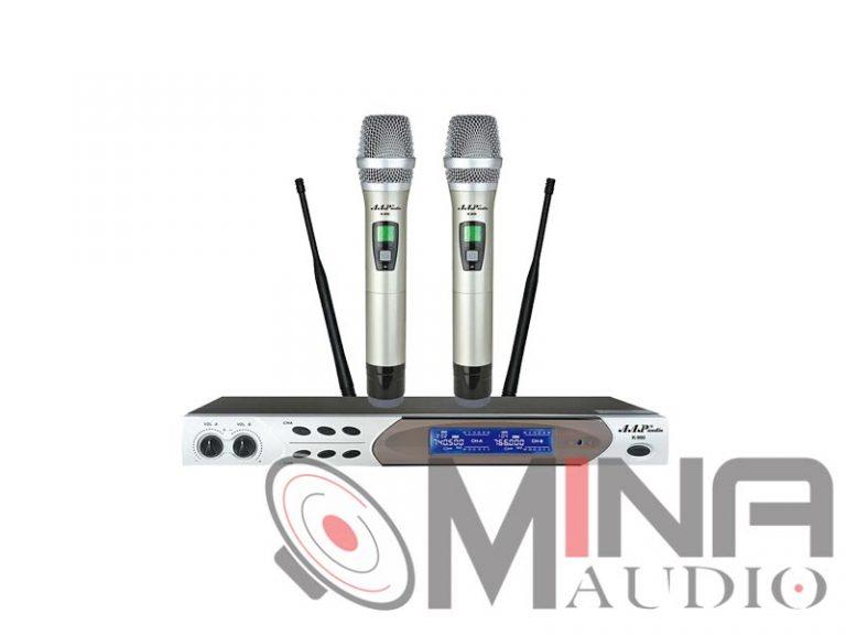 Micro karaoke AAP K-900