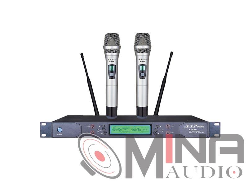 Micro karaoke AAP K-900F