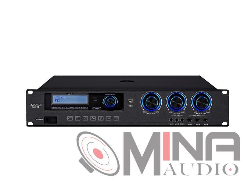 Amply karaoke AAP PA-300