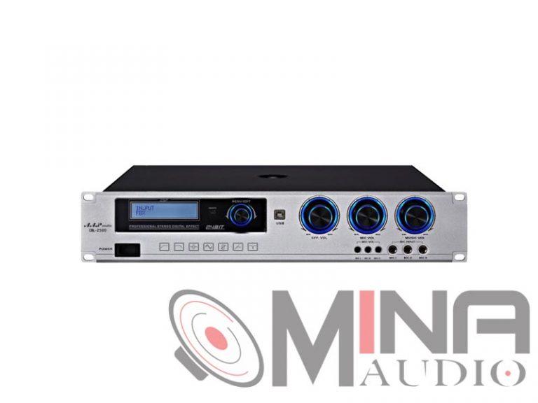 amply karaoke aap audio cbl 2500