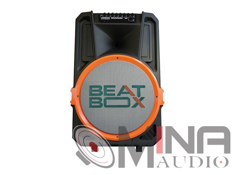 Loa karaoke di động Beatbox KB39