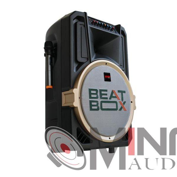 Loa karaoke di động Beatbox KB39C