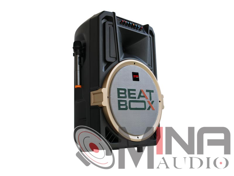 Loa karaoke di động Beatbox KC39C