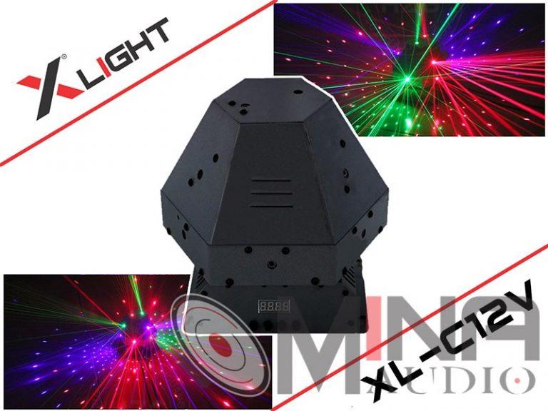 Đèn laser trung tâm XLight XL-C12V