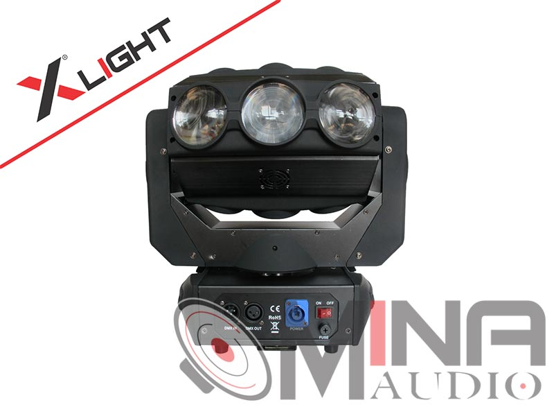 Đèn Moving Beam 9 Led XLight XL-MB9L
