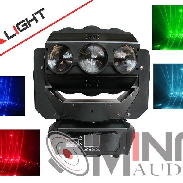 Đèn Moving Beam 9 Led XLight XL-MB9L