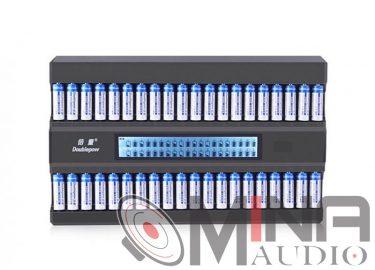 Bộ sạc pin 40 viên Doublepow DP-K50 thông minh, tiện dụng
